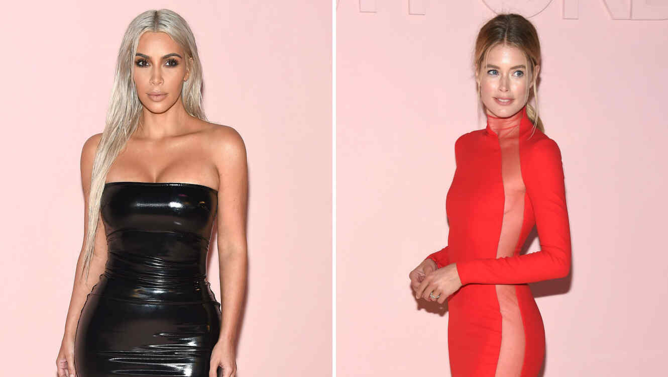 Las famosas en la New York Fashion Week: Kim Kardashian, Cindy ...