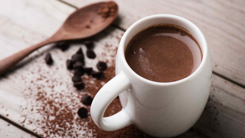 Taza de chocolate