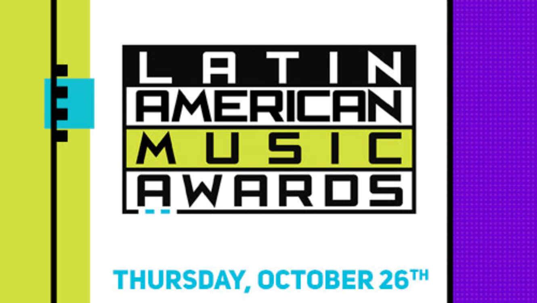 Promocional Latin American Music Awards 2017.