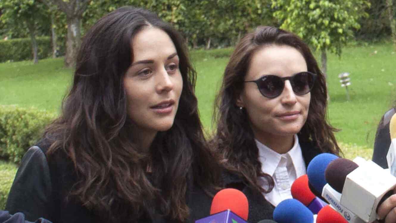 Zuria y Marimar Vega