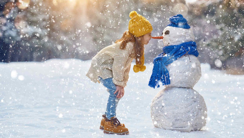 A Abrigarse: Se Espera Más Nieve De Lo Usual Para Este