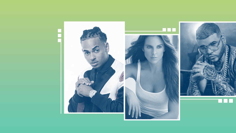 Elenco de los Latin American Music Awards 2017.
