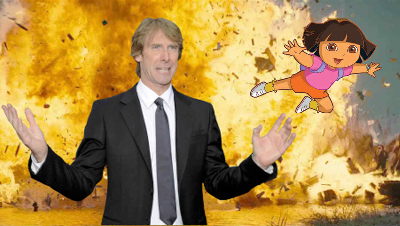 Michael Bay hará película de Dora