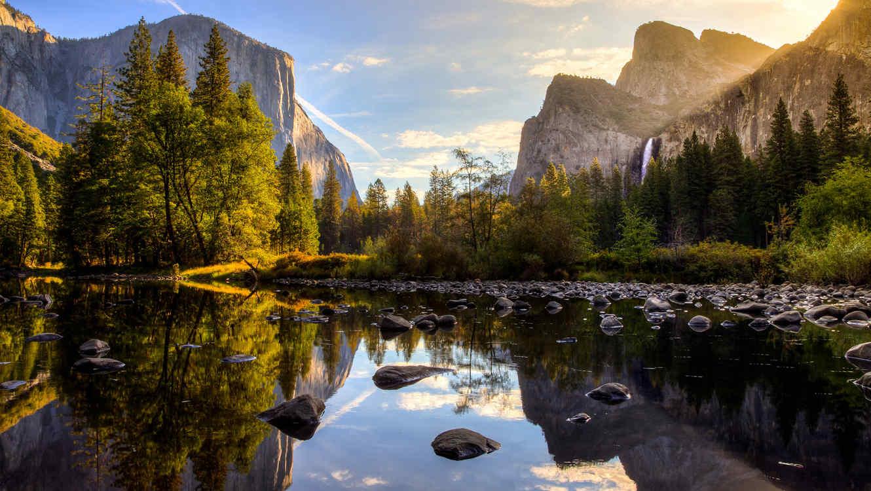 5824f18f17 Quieres trabajar en el Parque nacional de Yosemite el próximo verano ...