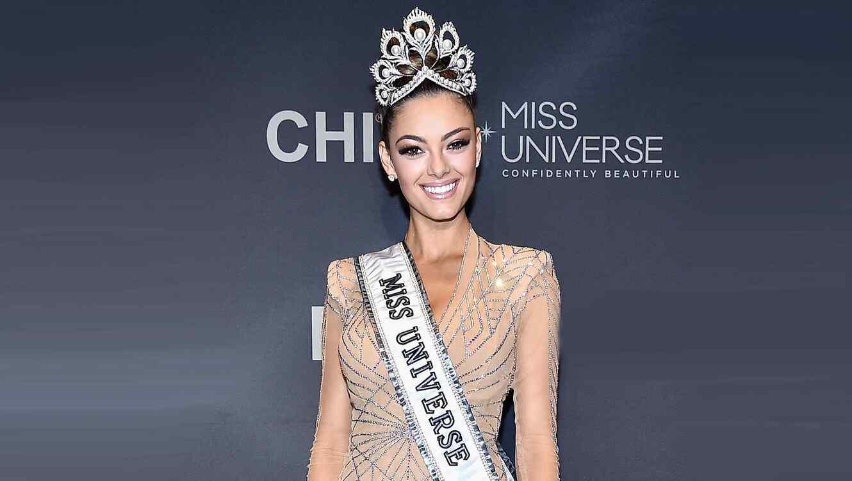 Miss Universo Colombia 2017 >> La sudafricana Demi-Leigh Nel-Peters ganó Miss Universo 2017 | Telemundo