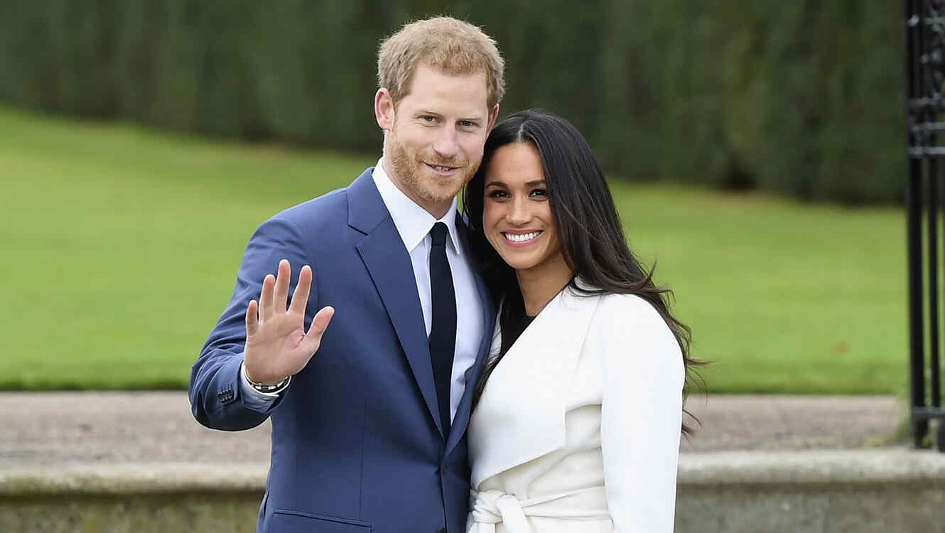 Announcement Of Prince Harry S Engagement To Meghan Markle
