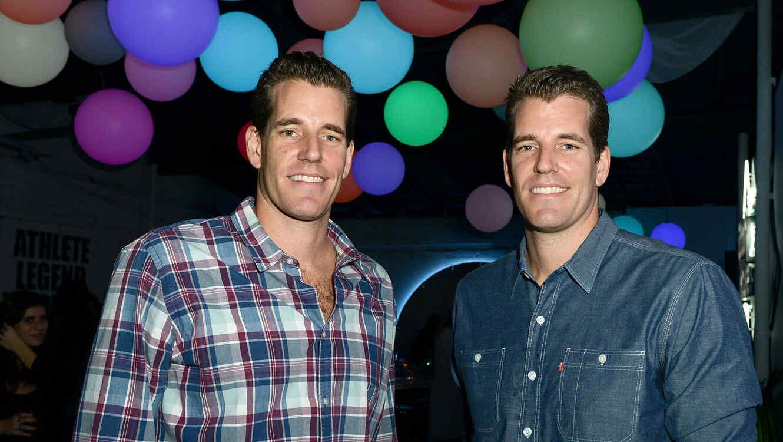 Los gemelos Winklevoss