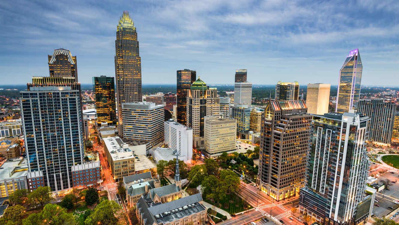 Charlotte, Carolina del Norte