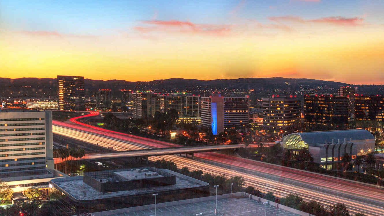 Ciudad de Irvine, California