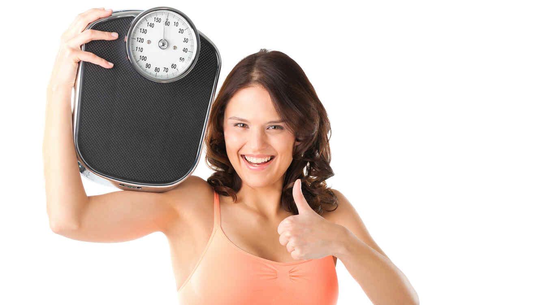 Perdida de peso por azucar alta