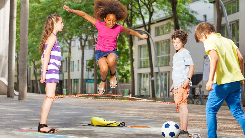 estudio por qué los niños deberían hacer ejercicio a su ritmo