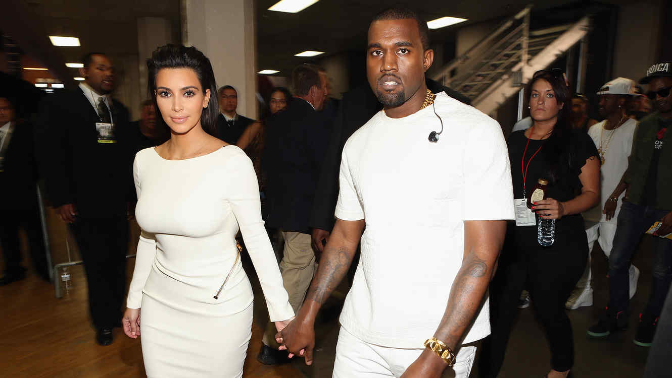 Kim Kardashian and Kanye West Name Their Baby Girl: Chicago West