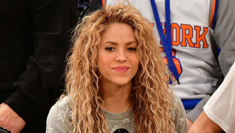 Shakira, diciembre 2017