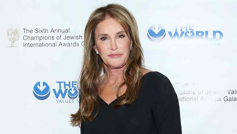 Caitlyn Jenner muestra secuelas en su nariz tras retirarse mancha cancerígena