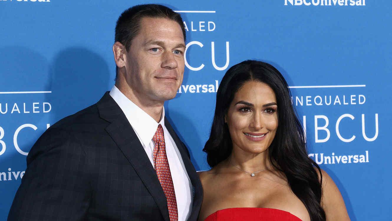 Nikki Bella And John Cena Wedding.John Cena And Nikki Bella Call Off Their Engagement 3 Weeks Before