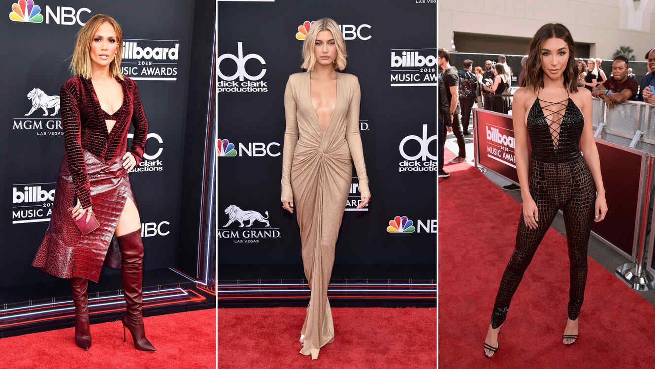 the hottest looks at the billboard music awards 2018 jlo demi