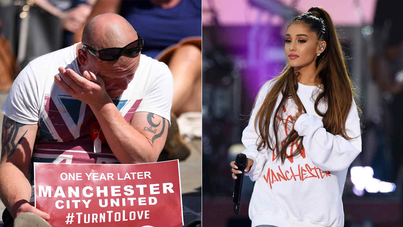 Calendario Ariana Grande 2020.Ariana Grande Sends Love To Fans One Year After The