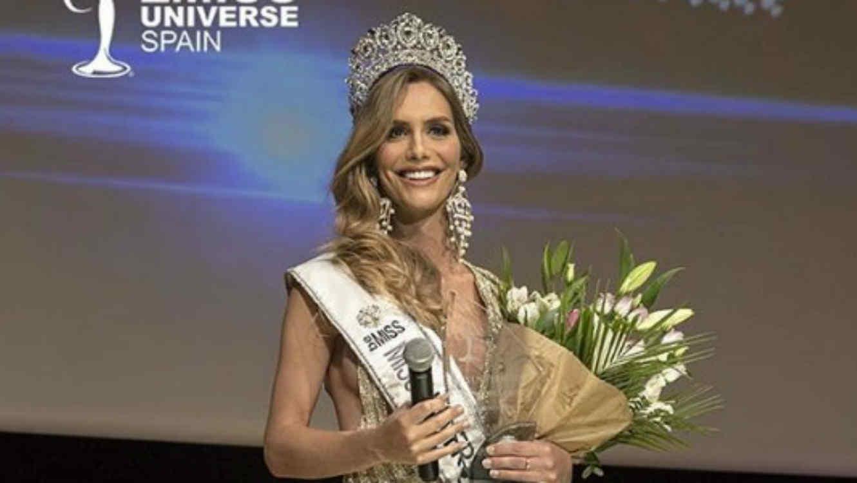 Miss España 2018, Ángela Ponce