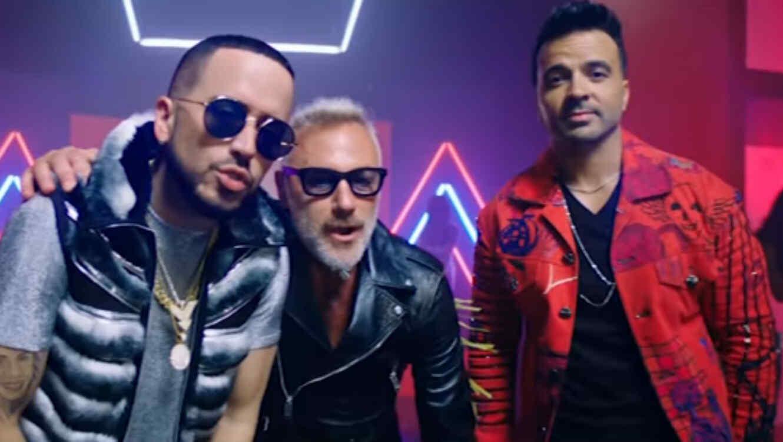 Gianluca Vacchi, Luis Fonsi y Yandel estrenan nuevo video