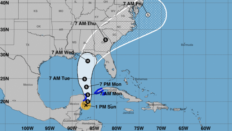 Ordenan evacuaciones y máxima precaución ante la llegada de otro huracán — Florida