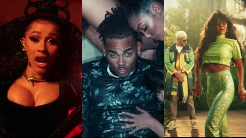 Taki Taki music video
