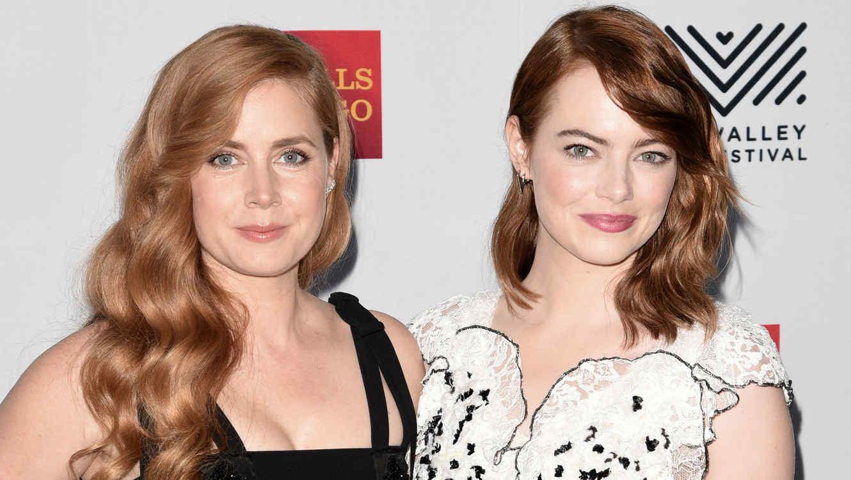 Emma Stone y Amy Adams