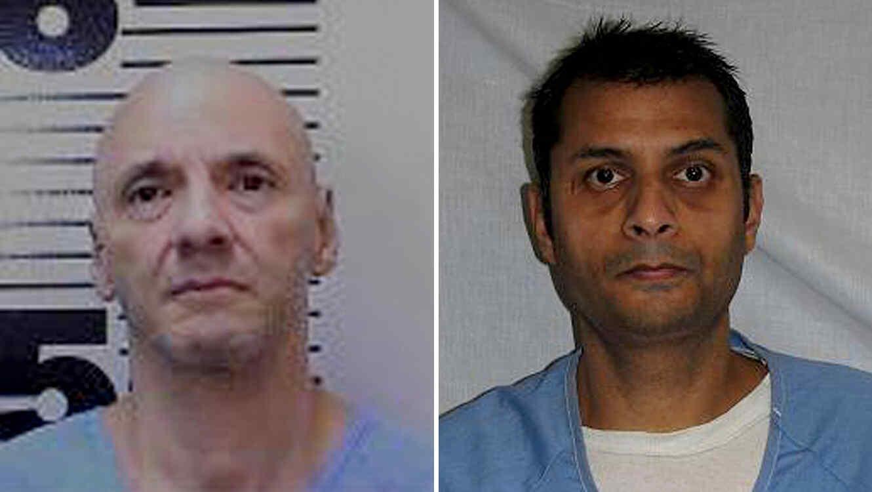 Andrew Urdiales, de 54 años y Virendra Govin, de 51 años, se suicidaron con pocas horas de diferencia en San Quintín, California.