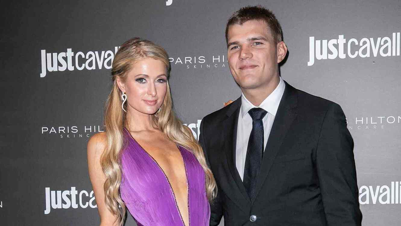 Paris Hilton y Chris Zylka cancelan su compromiso