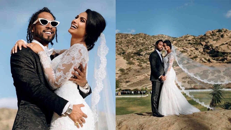 Miguel and Nazanin Mandi