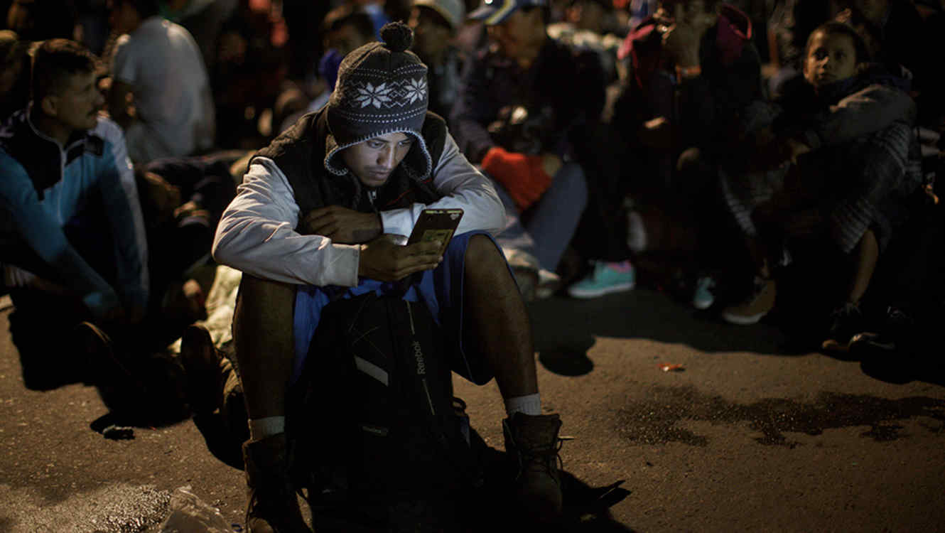 Por semanas las narrativas hostiles en contra de migrantes y otros grupos de población han influido en la discusión de las redes sociales