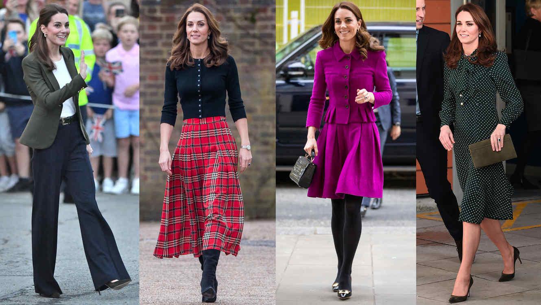 Collage Kate Middleton