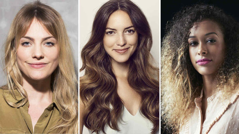 Color de cabello adecuado para mujeres blancas