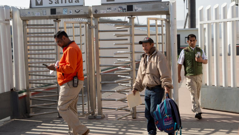 EEUU endurece medidas para centroamericanos en busca de asilo