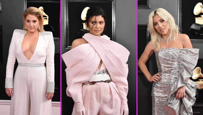 Looks ochenteros de las famosas en el GRAMMY 2019