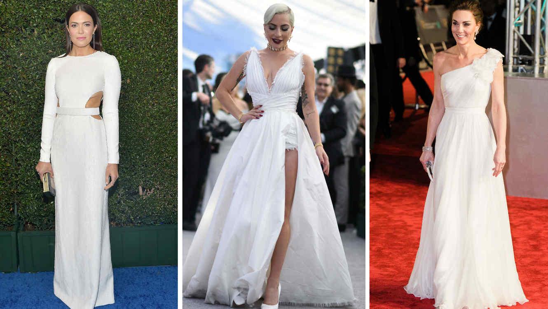 Mandy Moore, Lady Gaga y Kate Middleton