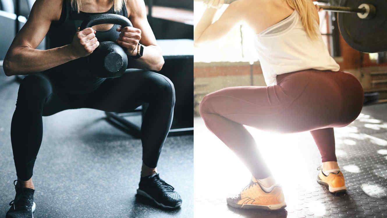 como ganar masa muscular en los gluteos y piernas