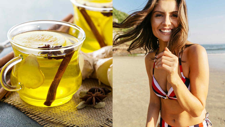 Bebida para lograr tu bikini body