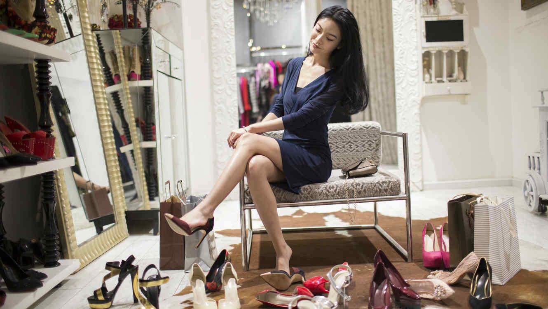 Tipos de calzado para mujeres