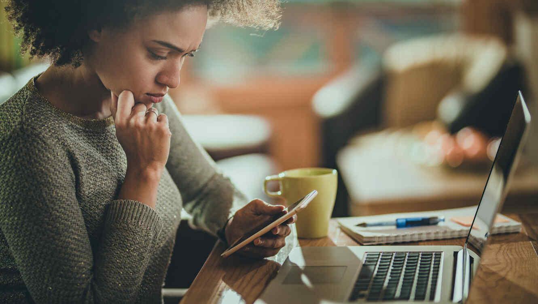 Fraudes por teléfono y internet