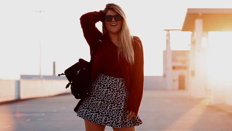 Valentina Tamayo bloguer de moda