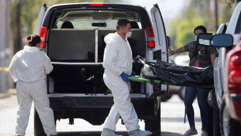 Suman 35 cuerpos localizados en fosas de Sonora