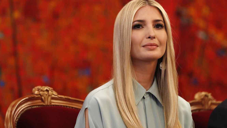 Fotografía de archivo de Ivanka Trump, hija mayor de Donald Trump y asesora en su Gobierno.
