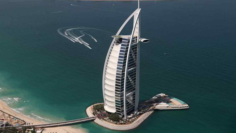 Burj Al Arab 7 Extravagantes Servicios Del Hotel Más Lujoso Del