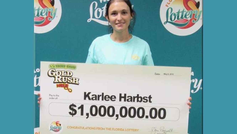 Ganó un millón de dólares en la lotería, pero su suerte se le dio vuelta en sólo un año