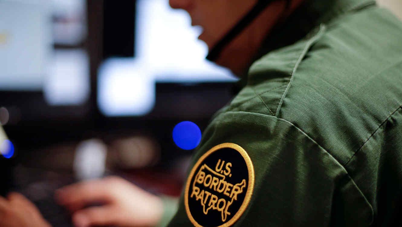 Imagen de archivo de un agente de la Patrulla Fronteriza.