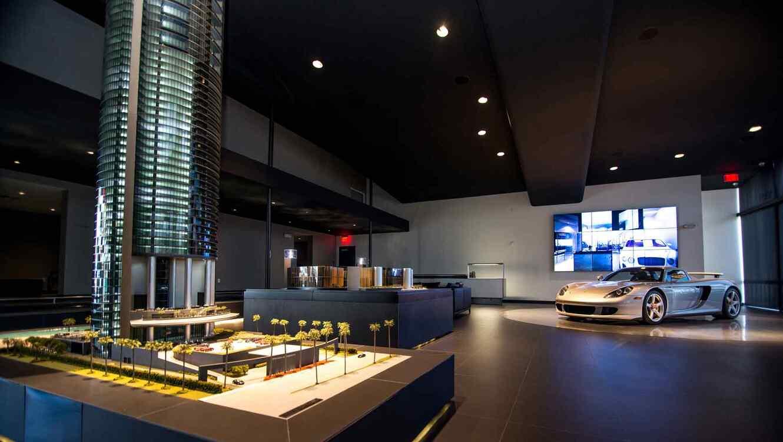 Porsche Design Tower en Sunny Isles, FL