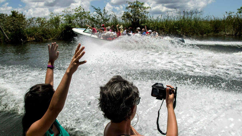Turistas en Matanzas, Cuba, en una imagen de archivo