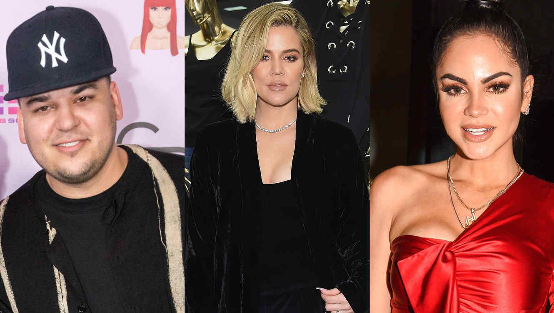 The Internet Reacts to Natti Natasha and Rob Kardashian's Flirty Tweets