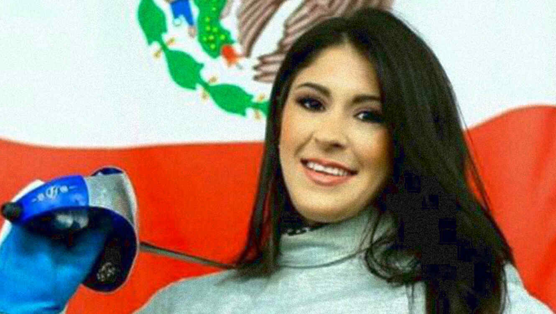 Paola Pliego en una imagen de archivo