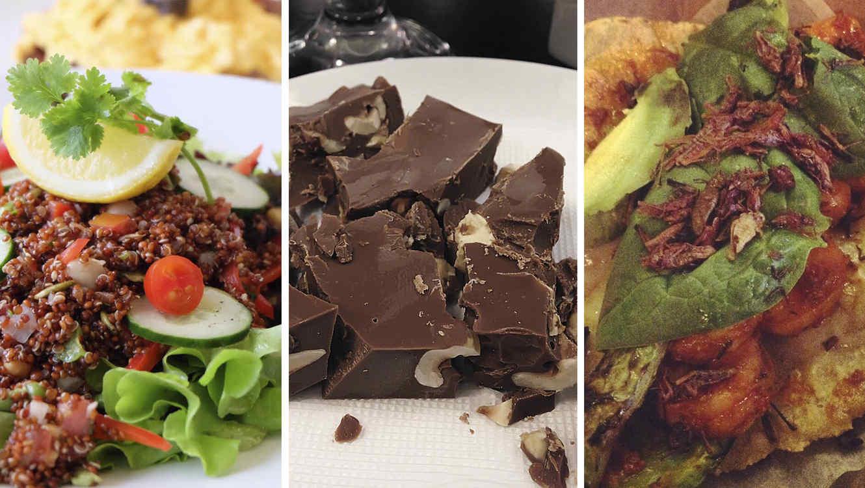 Alimentos para vivir más